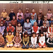 Elementary School Class Photos from 1972 by Brechtbug
