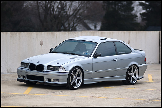 Silver Bmw E36 M3 Flickr Photo Sharing