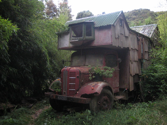house truck at the tui community