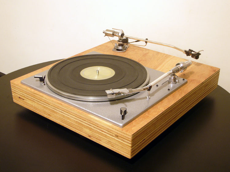 JE Labs Collection Of Idler Turntables
