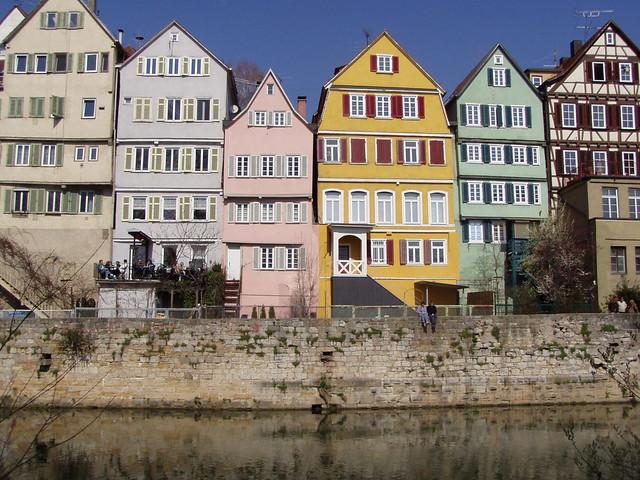 Neckarfront, Tuebingen