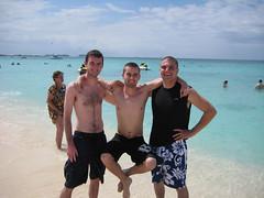 Nick, Alex, and I