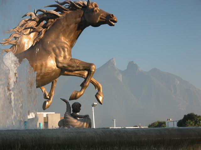 Monterrey silla de caballo flickr photo sharing for Sillas para caballos