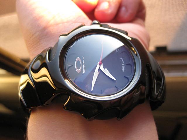 34acb4c38bf1 reloj-oakley-blade-ii-sunburst-red-original-nuevo-en-caja -D NQ NP 410215-MLM25192625086 112016-F