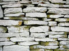 Dry Stone Wall, Queensbury