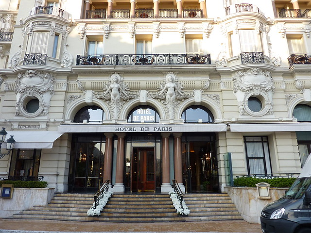 Hotel de paris monte carlo monaco room 408 11 flickr for Hotel paris 11