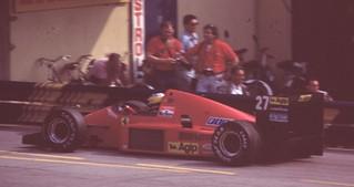 F1 GP Monza 1986 - Alboreto