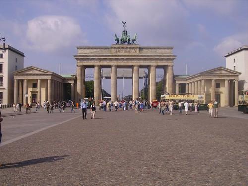 Porta di Brandeburgo by lpelo2000