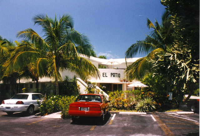 Quaint 39el patio39 motel a favorite at key west flickr for El patio motel key west