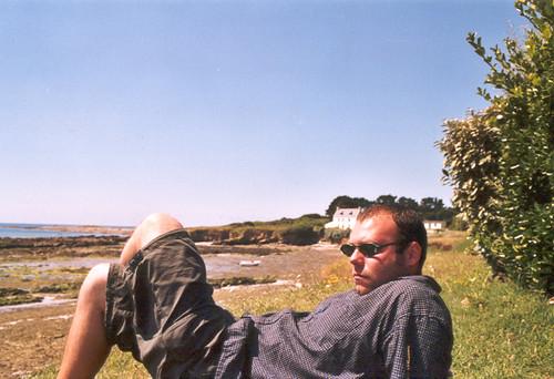 Détente à l'île de Groix