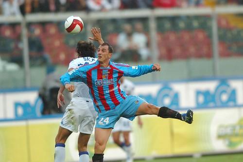 Calcio, Catania-Sampdoria: precedenti in serie A$
