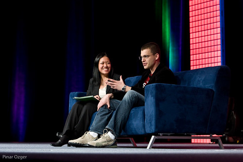 Charlene Li and Max Levchin