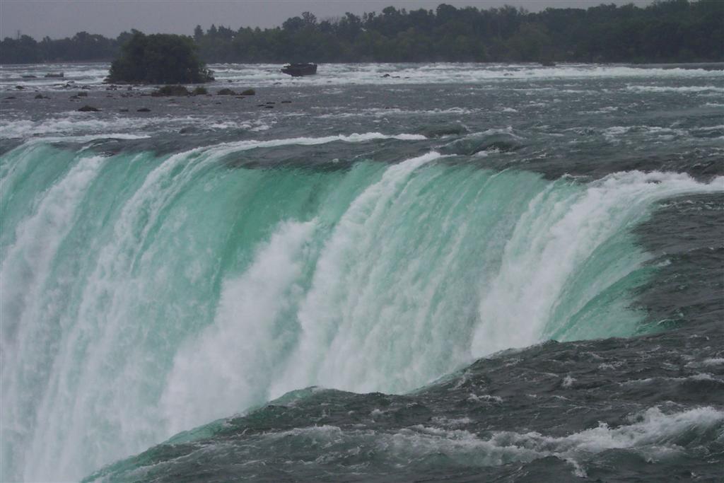 Como un corte a cuchillo, la tierra acaba y produce una espectacular y violenta caída Cataratas del Niágara, la mayor potencia hidroeléctrica en el mundo occidental - 2514304040 dc7f51db87 o - Cataratas del Niágara, la mayor potencia hidroeléctrica en el mundo occidental