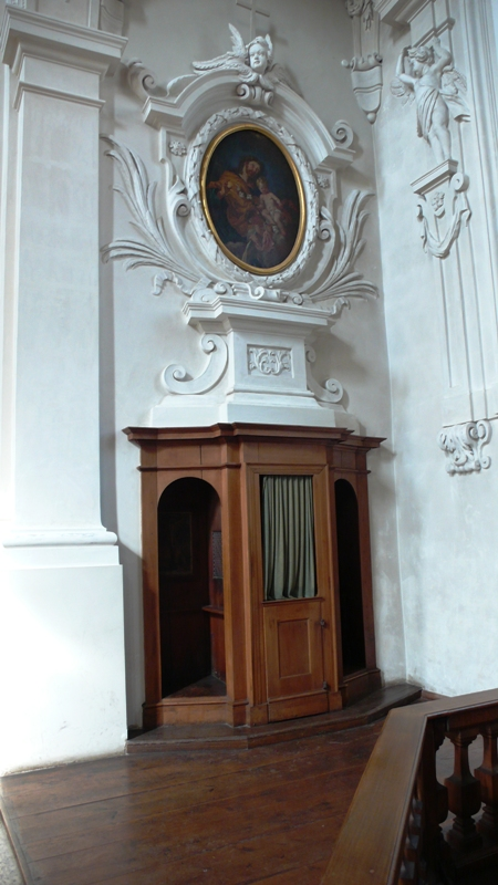 Jesuit Church, Solothurn