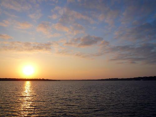 lake fishing grandbury