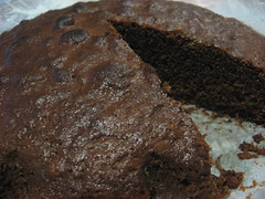 rye bread(0.0), brown bread(0.0), baking(1.0), bread(1.0), chocolate cake(1.0), torta caprese(1.0), baked goods(1.0), flourless chocolate cake(1.0), food(1.0), dish(1.0), chocolate brownie(1.0), chocolate(1.0), snack food(1.0),