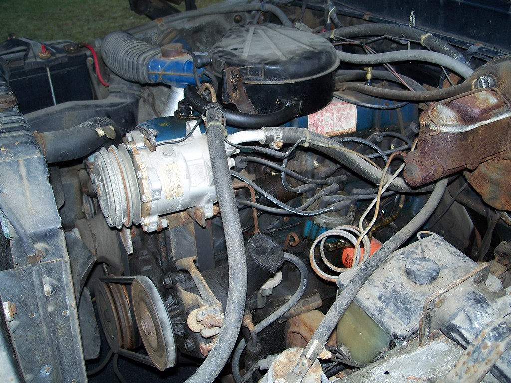 Aee Aca C B on 1980 Ford 300 Inline 6