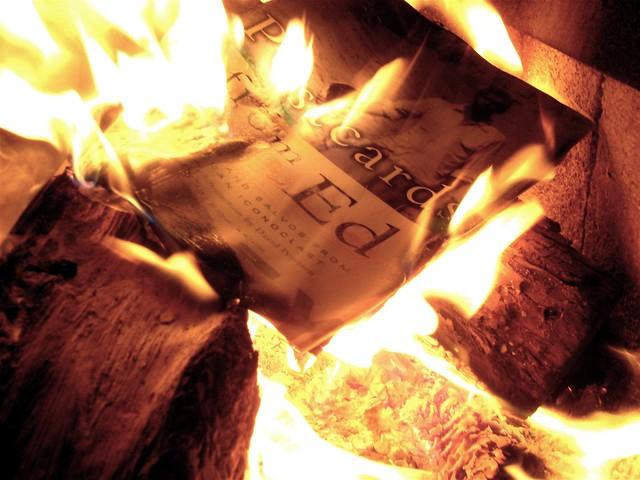 Burn Ed Burn