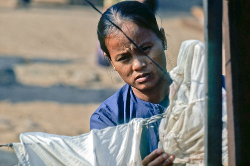 Laundry-Day-Vietnam-Mekong-Delta--Mar1969--img329 by Lance & Cromwell