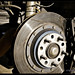BMW M3 racecar brake