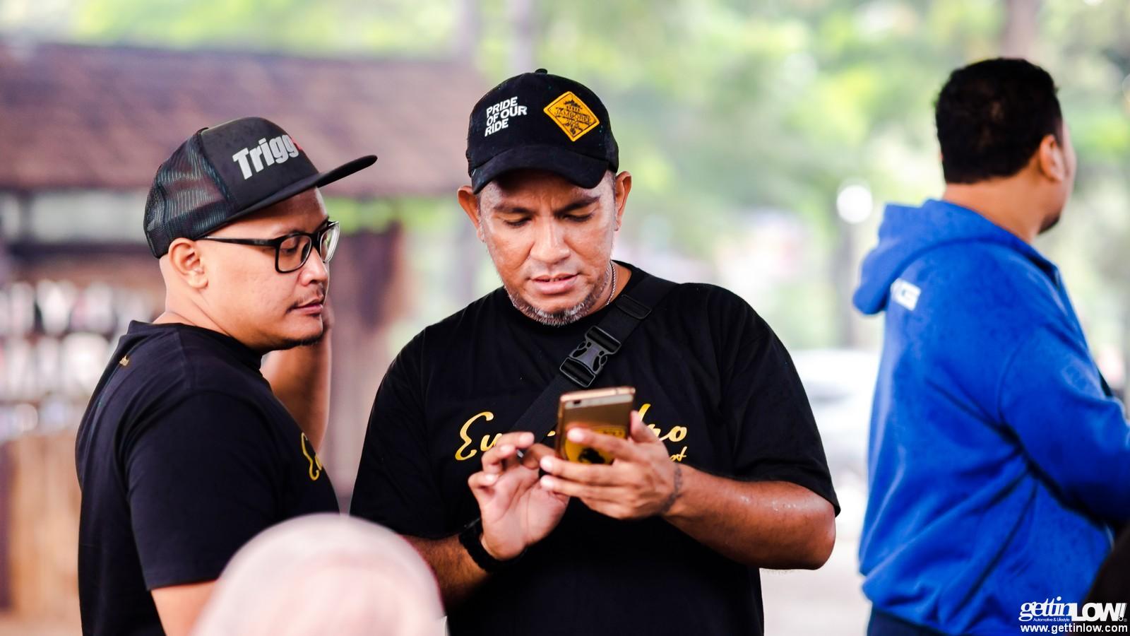 EuroRetroIndonesia Morning Run 2017