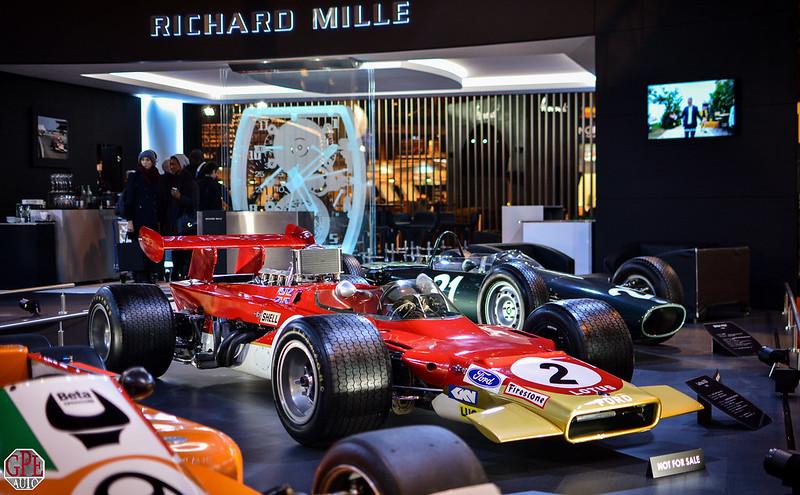 Formule Lotus 63 de 1969