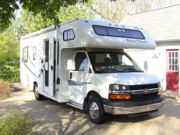 1303095502 190018532 1 pictures of 2007 four winds class c motorhome for sale by owner. Black Bedroom Furniture Sets. Home Design Ideas