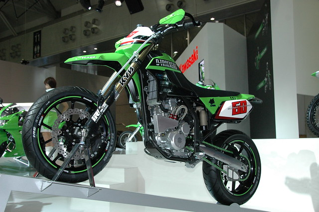 Kawasaki D Tracker For Sale
