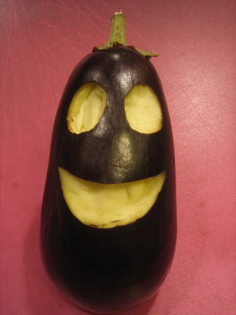 eggplant emoticon - photo #24