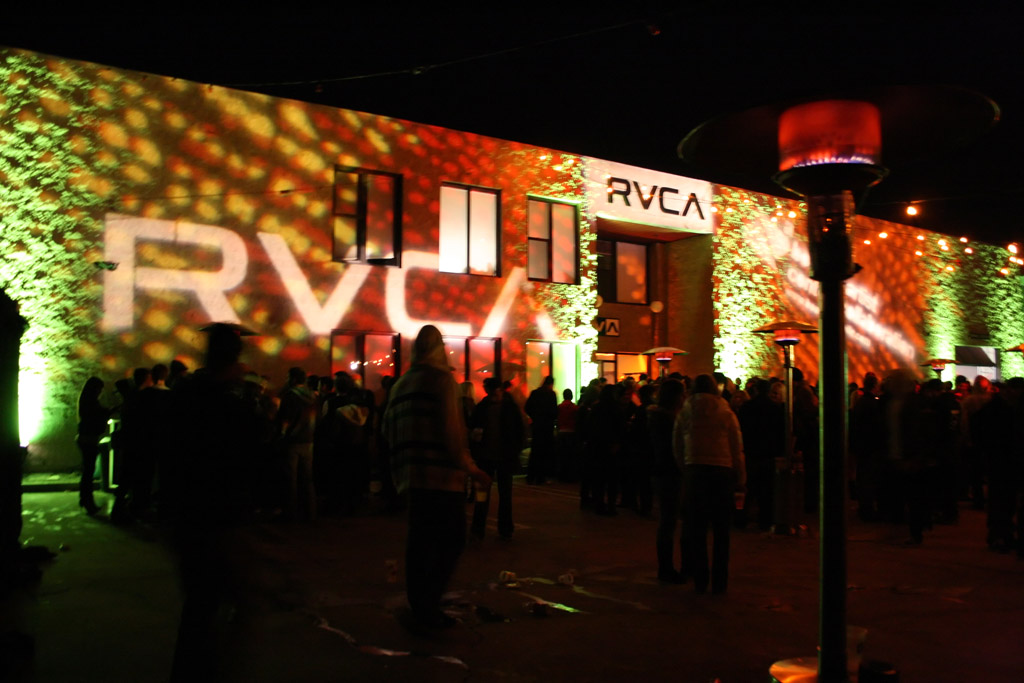 Pictures from RVCA Art Exhbition/Skate Party - ClubLexus ...  Pictures from R...