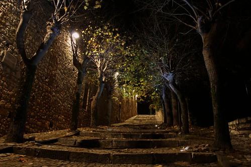 italy night loveit soe notte italians scalinata bellissima themoulinrouge sermoneta mywinners anawesomeshot aplusphoto infinestyle thatsclassy unanotteasermoneta —obramaestra—