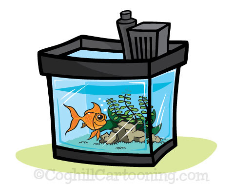 Photo for Animated fish tank