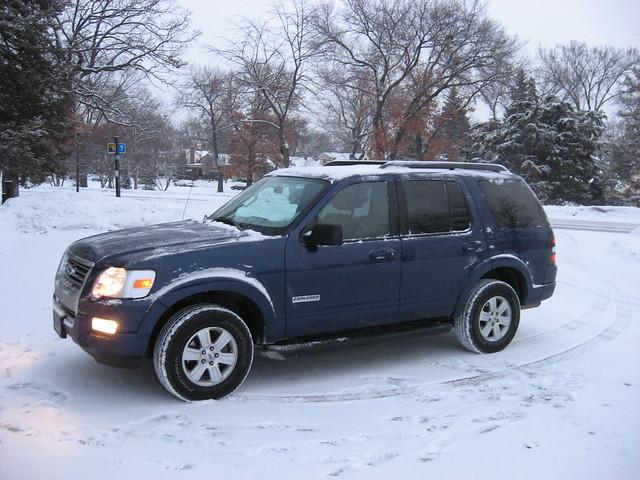 2007 Ford Explorer 1