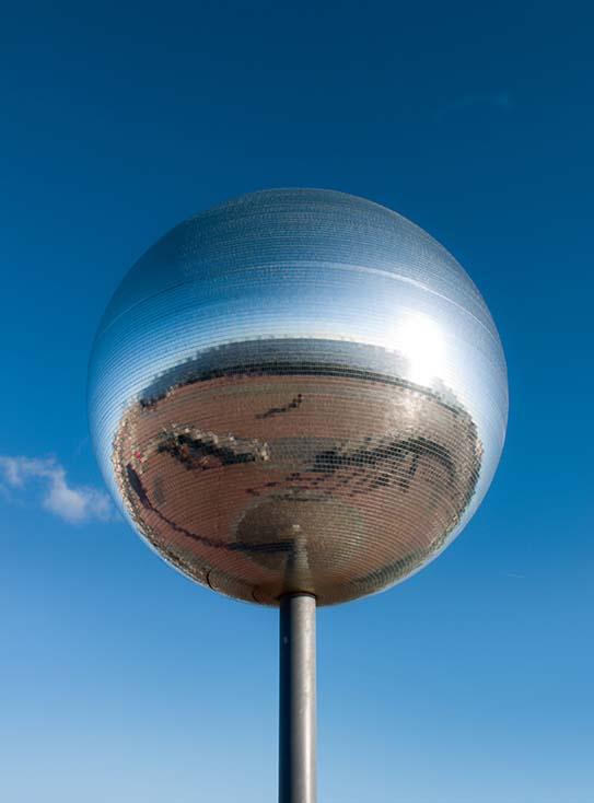 Photography - Disco Ball Spinning by Nicholas M Vivian