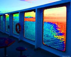 NathalieLauro, grafic art, digital art, colors, design, variations,boats, habor, sea, sun,  , Monaco, Monte Carlo, French Riviera, Cannes. Marseille, Corsica,Hambour, (115)