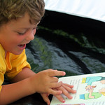 instill a love of reading in your children