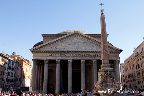 Pantheon (Rome in A Day Tour)