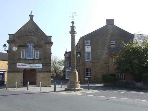 Martock Town Cross