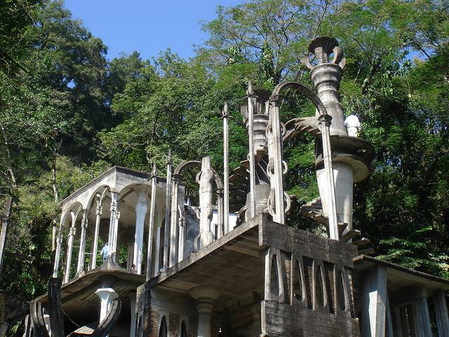Las Pozas - Xilitla SLP México 2007 7748