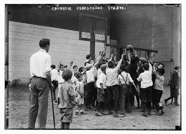 Carnegie playground 5th Ave. N.Y.C. (LOC)