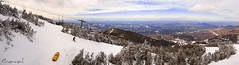 Cannon Mountain Panorama