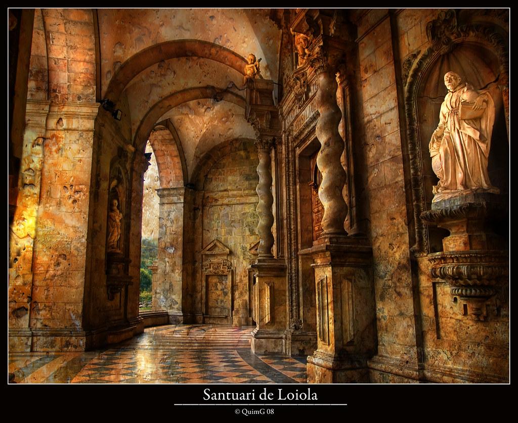 Bidegoian Spain  city pictures gallery : bravo olympus explore chapeau loyola bec e1 zuiko euskadi santuario ...