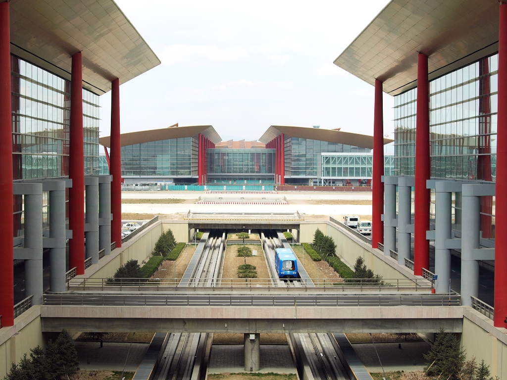 Beijing New Terminal3 Section C & D, ZBAA
