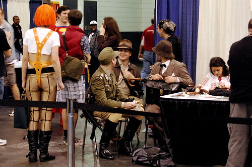 Leeloo, Nazi, Indiana Jones, Dr. Jones, Marion