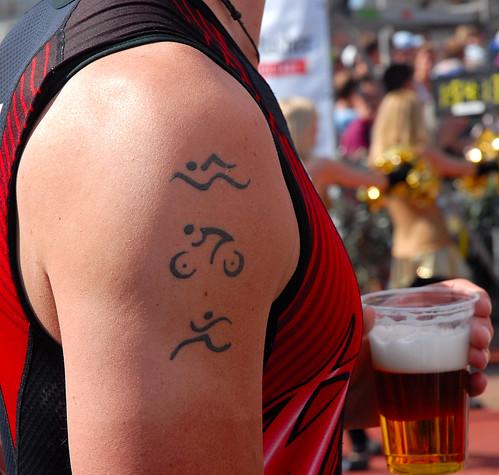 Triathlon TATTOO | Flickr - Photo Sharing!