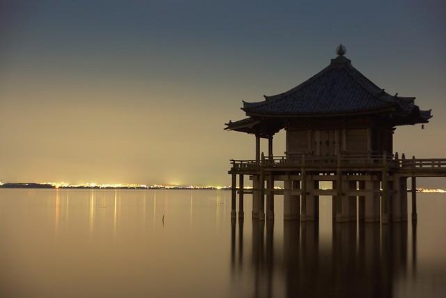 浮御堂(満月寺) - Ukimido
