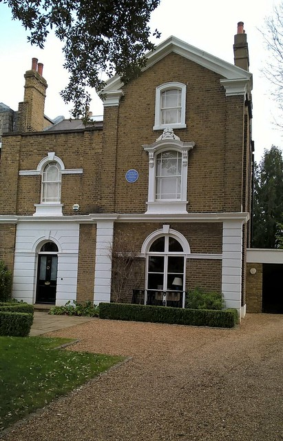 Gounod once lived here. Blackheath