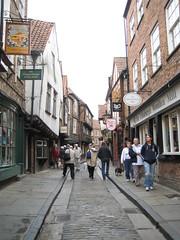 Wednesday - Into York