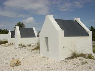 Image of Slavehuts near Dorp Tera Kora. bonaire slavehuts