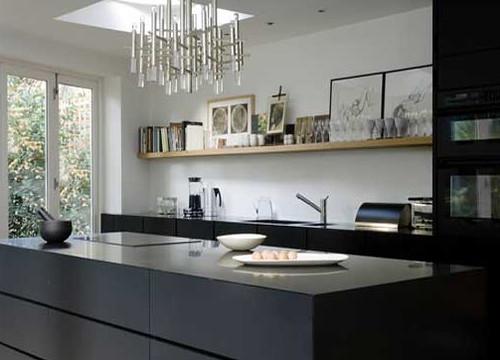 Gray Kitchens 2  Flickr  Photo Sharing! -> Szafka Rogowa Kuchnia Wymiary